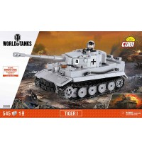COBI - World of Tanks - Tiger I