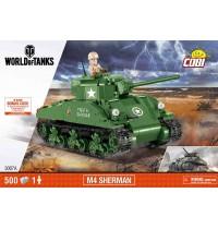 COBI - World of Tanks - M4 Sherman