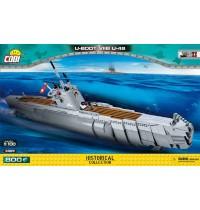 COBI - WWII War Ships - U-Boot VIIB U-48