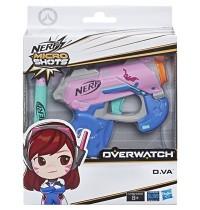 Hasbro - Nerf MicroShots Overwatch Sortiment