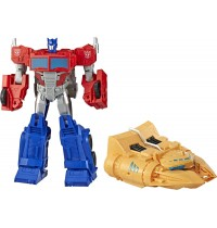 Hasbro - Transformers - Cyberverse Spark Armor Ark Power Optimus Prime Action-Figur