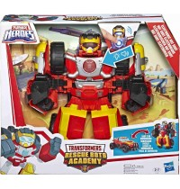 Hasbro - Transformers Rescue Bots Academy Elektronischer Hot Shot