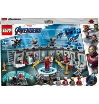 LEGO Marvel Avengers Movie 4 - 76125 Iron Mans Werkstatt