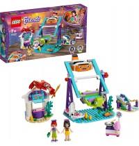 LEGO Friends - 41337 Schaukel mit Looping im Vergnügungspark