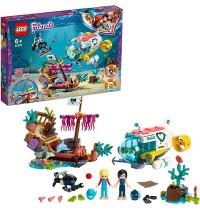 LEGO Friends - 41378 Rettungs-U-Boot für Delfine