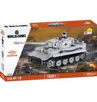 545 PCS WOT TIGER I COBI SMALL ARMY /3000B/ WOT TIGER I