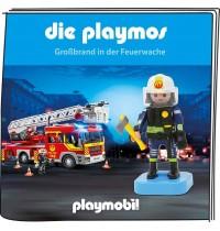 Tonies - Die Playmos - Großbrand in der Feuerwache