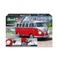Revell - Volkswagen T1 Samba Bus