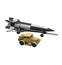 Revell - SS-100 Gigant + Transporter