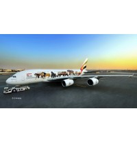 Revell - Airbus A380-800 Emirates