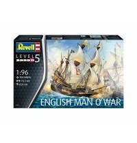 Revell - English Man O'War