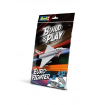 Revell - Build & Play Eurofighter Typhoon