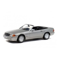 Solido - 1:43 MB 500 SL, silber, 1989