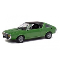 Solido - 1:43 Renault 17, grün, 1974