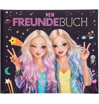 TOPModel Freundebuch Motiv 2