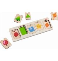 HABA® - Holzpuzzle Farben und Formen