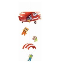 HABA® - Mobile Fallschirmspringer