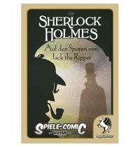 Pegasus - Sherlock Holmes - Auf den Spuren von Jack the Ripper