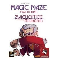 Pegasus - Magic Maze - Zwielichtige Gestalten, Erweiterung