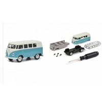 Schuco - Edition 1:64 Kit VW T1 Bus, 1:64