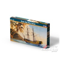 1/120 Pirate Ship Blak Falcon Hersteller: Mistercraft