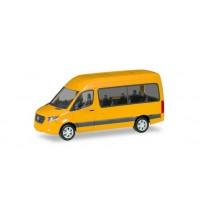 MB Sprinter`18 Bus HD, gelb