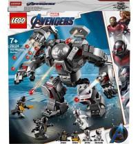 LEGO® Marvel Avengers Movie 4 - 76124 War Machine Buster