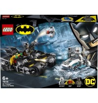 LEGO® Super Heroes 76118 Batcycle-Duell mit Mr. Freeze_