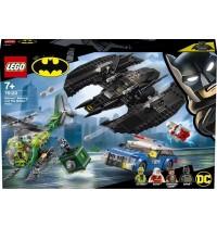 LEGO® Super Heroes 76120 Batman_ : Batwing und der Riddler_ -Überfall