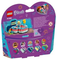 LEGO® Friends - 41386 Stephanies sommerliche Herzbox