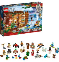 LEGO City - 60235 City Adventskalender