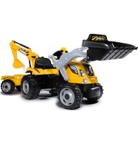 SMOBY Traktor Builder Max gel