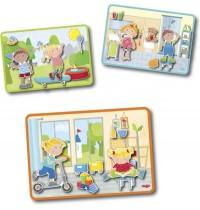 Magnetspiel-Box Kindergarten