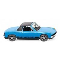 VW Porsche 914 - hellblau