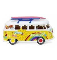 """VW T1 Bus """"""""Flower Power"""""""""""