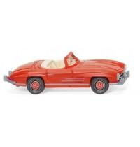 MB 300 SL Roadster - orange