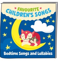 Tonies® Favourite children s songs -Bedtime songs and lullabies. Ab 3 Jahren.