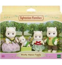 Sylvanian Families - Alpaka - Familie Wollig