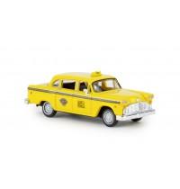 Checker Cab, New York, 2. Ver