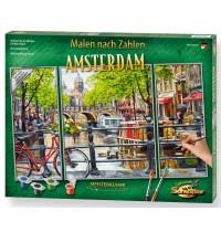 Schipper Malen nach Zahlen - Amsterdam