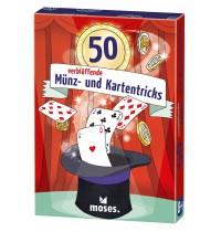 50 Münz- und Kartentricks