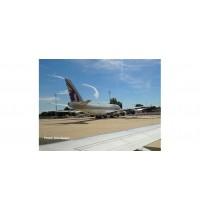 B747-8 BBJ Qatar Amiri Flight
