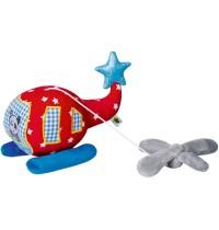 Hubschrauber mit Vibrationsmodul BabyGlück