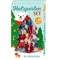 Holzperlen-Set   Weihnachtsgeschenke für Kinder