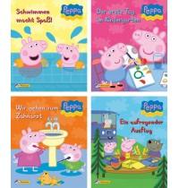 Nelson Verlag - Nelson Mini-Bücher - Peppa 1 - 4