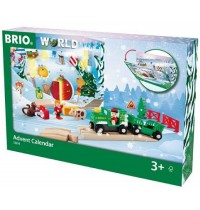 BRIO Bahn - Adventskalender 2019