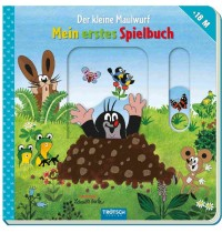 Trötsch Verlag - Der kleine Maulwurf Mein erstes Spielbuch