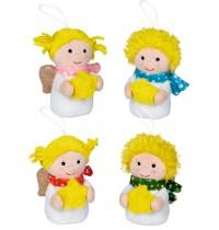 Engel mit Musik   Weihnachtsgeschenke für Kinder  , sortiert
