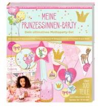 Aktivbuch Meine Prinzessin.-Party (Mottoparty-Set) Lillifee