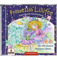 CD Hörspiel: Prinz. Lillifee - Gute-Nacht-Geschichten (CD 3)